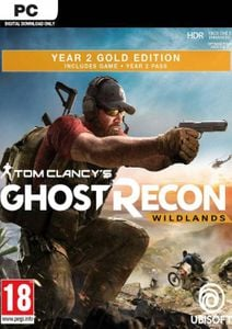 Tom Clancy's Ghost Recon Wildlands Gold Edition (Year 2) PC