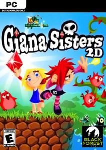 Giana Sisters 2D PC