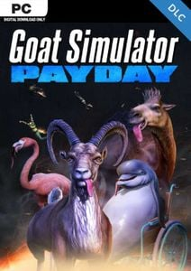 Goat Simulator PAYDAY PC - DLC