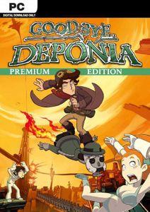 Goodbye Deponia Premium Edition PC