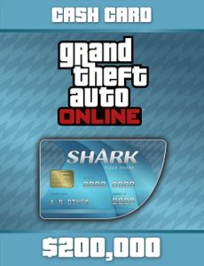Grand Theft Auto V : Tiger Shark Card PC