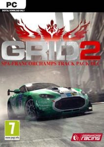 GRID 2 - Spa-Francorchamps Track Pack PC - DLC