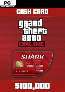 Grand Theft Auto - Red Shark Cash Card PC
