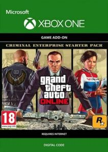 GTA Online: Criminal Enterprise Starter Pack Xbox One (US)