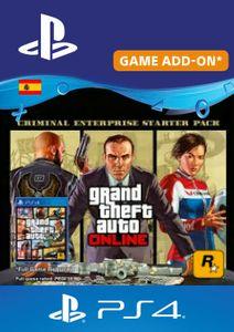 Grand Theft Auto Online - Criminal Enterprise Starter Pack PS4 (Spain)