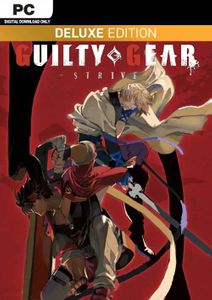 GUILTY GEAR -STRIVE- Deluxe Edition PC