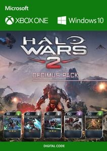 Halo Wars 2 Decimus Pack DLC Xbox One / PC