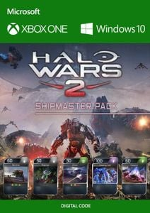 Halo Wars 2 Shipmaster Pack DLC Xbox One / PC