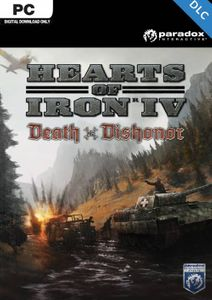 Hearts of Iron IV: Death or Dishonor PC - DLC