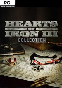 Hearts of Iron III Collection PC