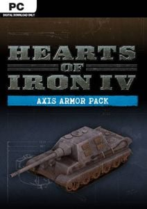 Hearts of Iron IV 4 PC: Axis Armor Pack DLC
