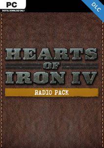 Hearts of Iron IV 4 PC: Radio Pack DLC