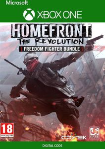 Homefront: The Revolution Freedom Fighter Bundle Xbox One (UK)