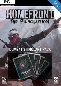 Homefront The Revolution - The Combat Stimulant Pack PC - DLC