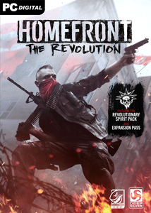 Homefront: The Revolution Freedom Fighter Bundle PC