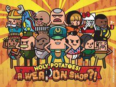 Holy Potatoes! A Weapon Shop?! PC