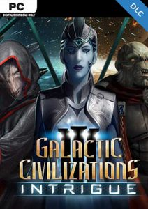 Galactic Civilizations III Intrigue Expansion DLC