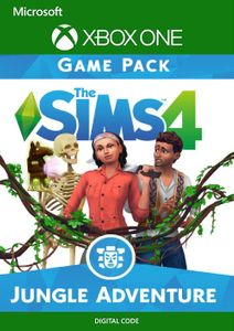 The Sims 4: Jungle Adventure Xbox One