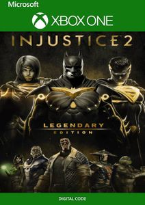 Injustice 2 - Legendary Edition Xbox One (UK)