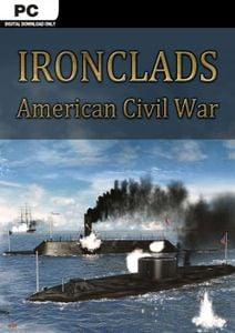 Ironclads American Civil War PC