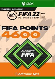 FIFA 22 Ultimate Team 4600 Points Pack Xbox One/ Xbox Series X S