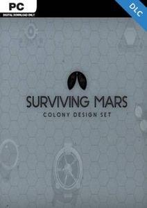 Surviving Mars: Colony Design Set PC DLC