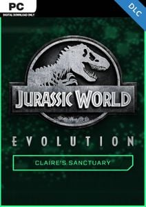Jurassic World Evolution PC: Claire's Sanctuary DLC