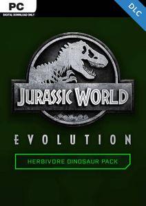 Jurassic World Evolution PC: Herbivore Dinosaur Pack DLC