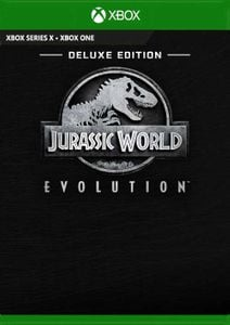 Jurassic World Evolution - Deluxe Bundle Xbox One (UK)