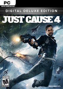 Just Cause 4 Deluxe Edition PC + DLC