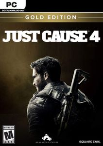 Just Cause 4 Gold Edition PC + DLC