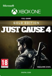 Just Cause 4 Gold Edition Xbox One