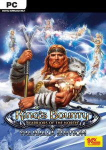 Kings Bounty Warriors of the North Valhalla Edition PC