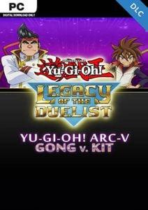 Yu-Gi-Oh ARC-V Gong v Kit PC - DLC