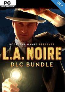 L.A. Noire: DLC Bundle PC - DLC