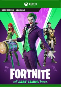 Fortnite - The Last Laugh Bundle Xbox One (US)