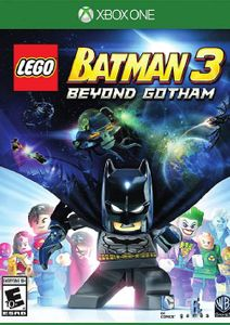 LEGO Batman 3 - Beyond Gotham Deluxe Edition Xbox One (UK)