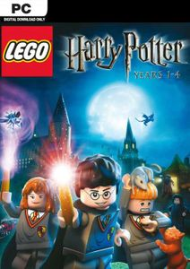 Lego Harry Potter: Episodes 1-4 (PC)