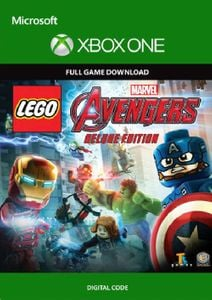LEGO Marvel's Avengers - Deluxe Edition Xbox One (UK)
