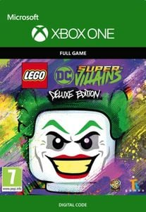 LEGO DC Super-Villains Deluxe Edition Xbox One (UK)