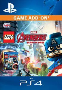 LEGO Marvel Avengers Season Pass PS4