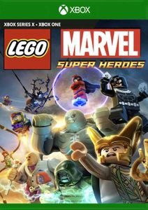LEGO Marvel Super Heroes Xbox One (US)