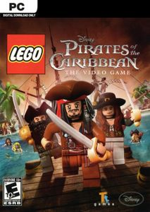 LEGO Pirates of the Caribbean: The Video Game PC