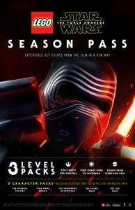 LEGO Star Wars The Force Awakens Season Pass PC