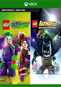 LEGO DC Heroes and Villains Bundle Xbox One (UK)