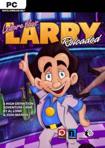 Leisure Suit Larry in the Land of the Lounge Lizards Reloaded PC