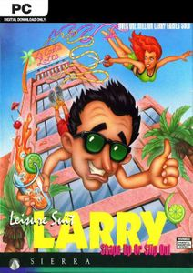 Leisure Suit Larry 6 - Shape Up Or Slip Out PC