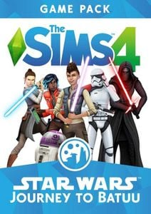 The Sims 4 Star Wars Journey to Batuu PC -DLC