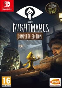 Little Nightmares: Complete Edition Switch (EU)