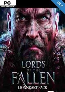 Lords of the Fallen - Lion Heart Pack PC - DLC